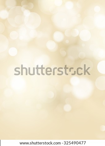 Christmas background. Festive abstract background with bokeh defocused lights and stars. EPS 10 vector file - stock vector