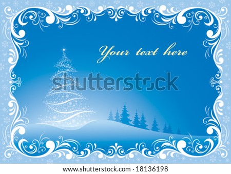 christmas design series - stock vector