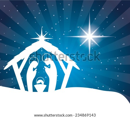 christmas  design , vector illustration - stock vector