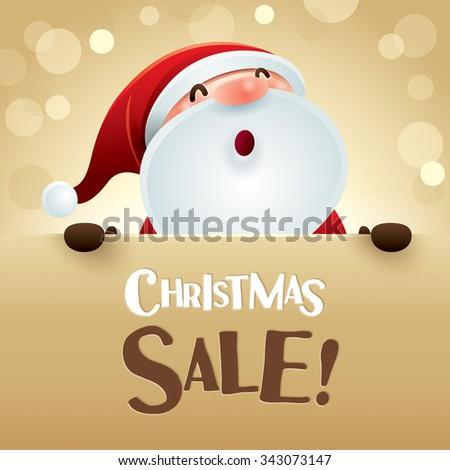 Christmas Sale! - stock vector