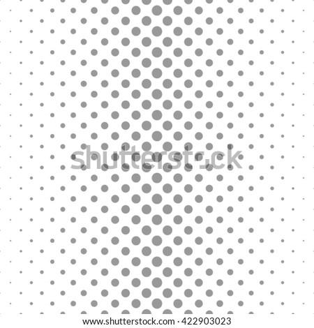 Circle Geometric Pattern.Seamless Pattern.Circle Abstract Pattern.Circle Seamless Pattern.Circle halftone dots vector texture background - Pixel background Texture. - stock vector