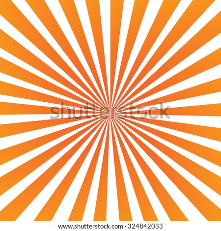 circular light scattered behind - stock vector