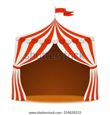 Circus Tent Stock Vectors & Vector Clip Art | Shutterstock