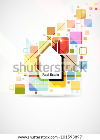 City Landscape vector - stock vector