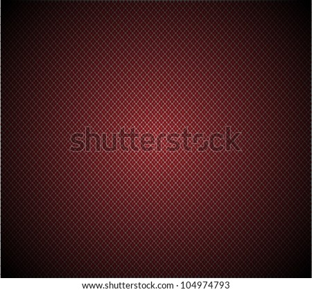 Classy textile pattern background - stock vector