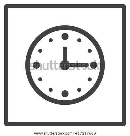 Clock; Clock Vector; Clock Icon; Clock Icon EPS; Clock Icon JPEG; Clock Icon JPG; Clock Icon Art; Clock Icon Graphic; Clock Icon Picture; Clock Icon Vector - Isolated Vector Illustration - stock vector