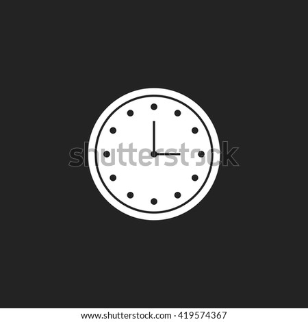 Clock Icon. Clock Icon Art. Clock Icon Web. Clock Icon Pic. Clock Icon EPS. Clock Icon App. Clock Icon Logo. Clock Icon Sign. Clock Icon Image. Clock Icon Vector. Clock Icon Design. Clock Icon Button. - stock vector