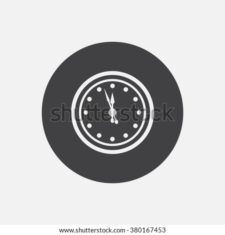 clock Icon JPG, clock Icon Graphic, clock Icon Picture, clock Icon EPS, clock Icon AI, clock Icon JPEG, clock Icon Art, clock Icon, clock Icon Vector - stock vector