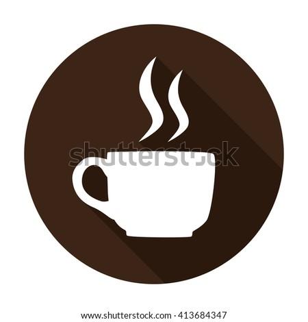 coffee cup icon, coffee cup icon flat, coffee cup icon vector, coffee cup icon jpg, coffee cup icon picture, coffee cup icon app, coffee cup icon web, coffee cup icon flat, coffee cup icon object - stock vector