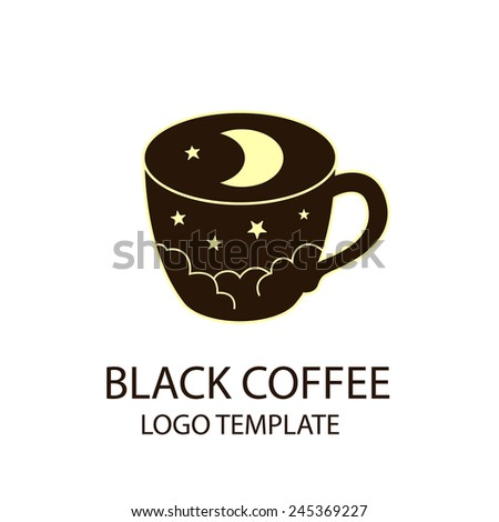 coffee cup logo template - photo #8