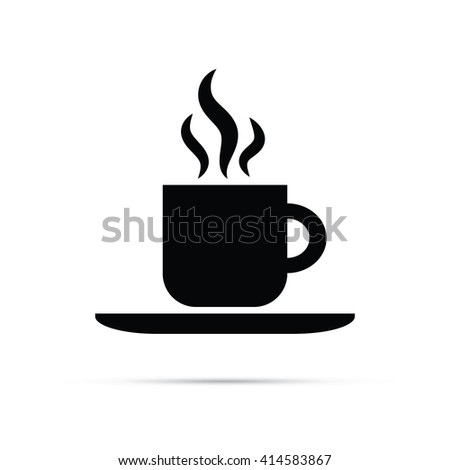 Coffee Icon - stock vector