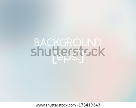 Color abstract background with place for text - stock vector