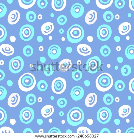 Color circle pattern. - stock vector