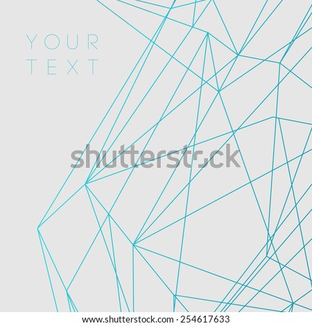 Colorful Abstract Lines | EPS10 Vector - stock vector