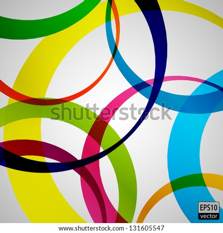 Colorful Background | EPS10 Vector - stock vector