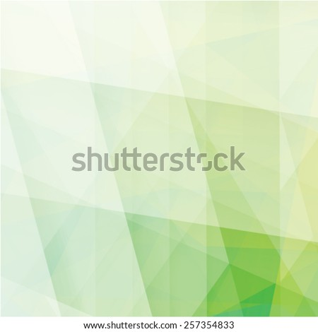 Colorful background made of various stripes. Design template for business brochures, flyers, posters and invitations. Vector - stock vector