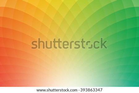 Colorful Background With Copy-space. Vector EPS10. - stock vector