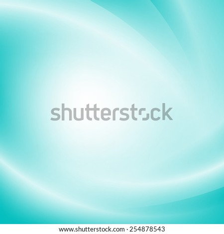 Colorful light gradient abstract background with copy space - stock vector