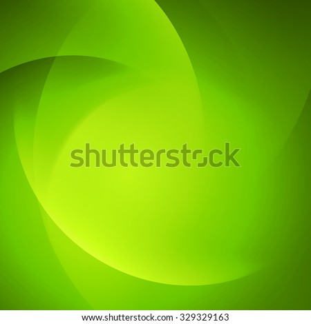 Colorful smooth waves twist light lines vector background - stock vector