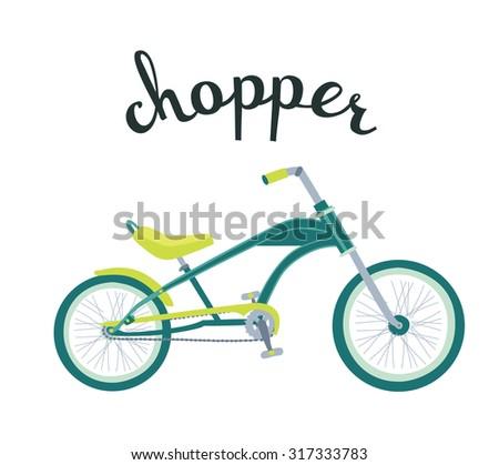 Beach Cruiser Bike Stock Vectors Amp Vector Clip Art  Shutterstock