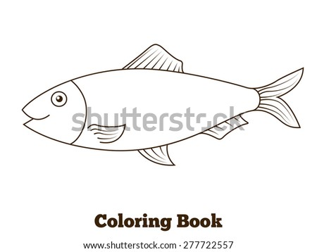 herring coloring pages - photo#23