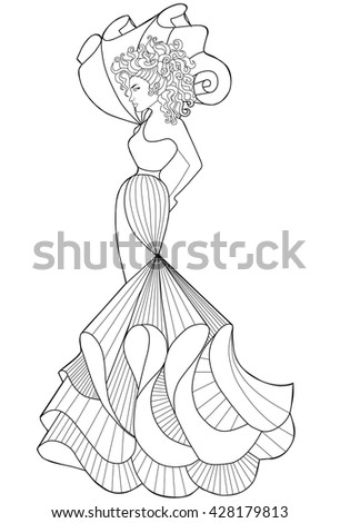 Iroquois stock vectors vector clip art shutterstock for Iroquois coloring pages