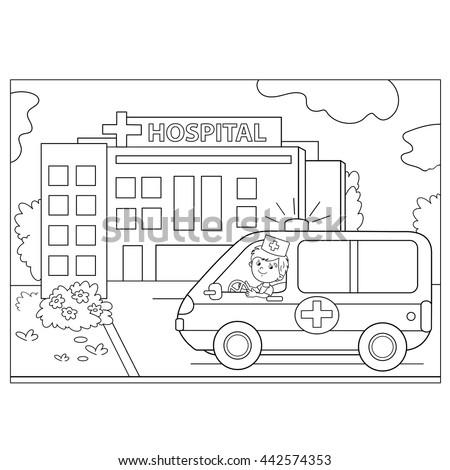 Cartoon Paramedic Stock Photos Images Amp Pictures
