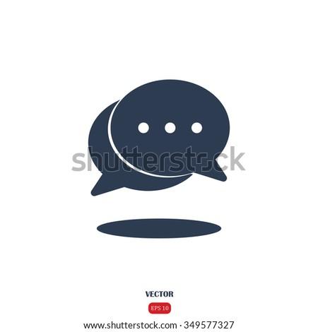 communication Icon.  - stock vector