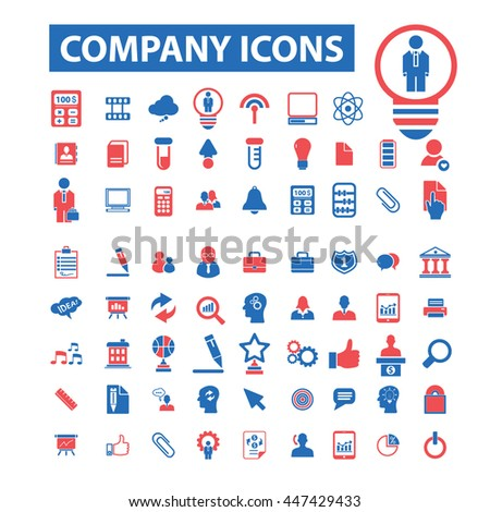 company, business, partner, team, management, community, workforce, human resources, user, leader, social media, global communication, person, meeting, discussion, employee icons, signs set - stock vector