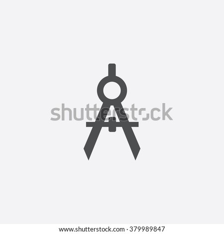 compasses Icon Vector. compasses Icon Art. compasses Icon Picture. compasses Icon Image. compasses Icon logo. compasses Icon Sign. compasses Icon Flat. compasses Icon design. compasses icon app - stock vector