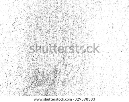 Concrete Texture . Cement Texture . Grunge Distress white and black wall background. Dirty Dusty Surface . Vector illustration. - stock vector
