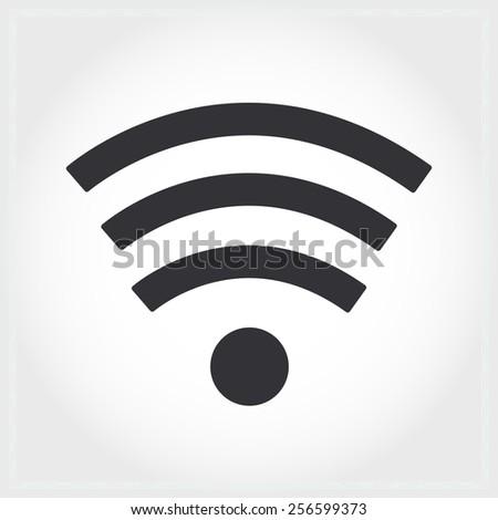 connection icon sign vector - stock vector