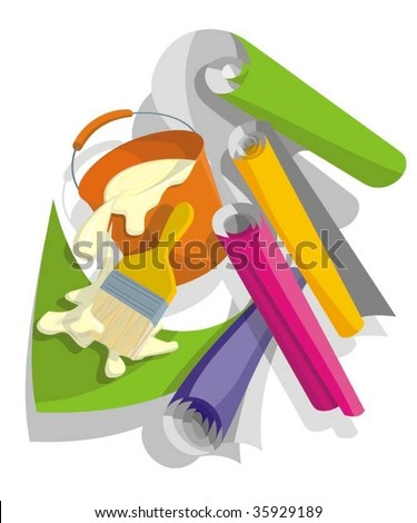 Construction_04 - stock vector