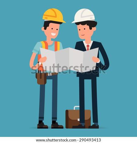 Civil stock vectors vector clip art shutterstock for Reading blueprints 101