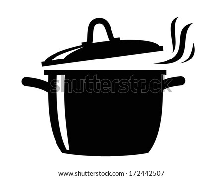 Kitchen utensils clip art pan - Pot Stock Photos Images Amp Pictures Shutterstock