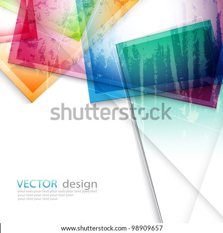 Corporate background - stock vector