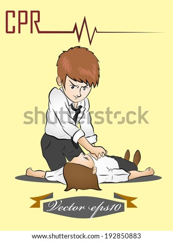 Cpr Stock Photos, Illustrations, and Vector Art