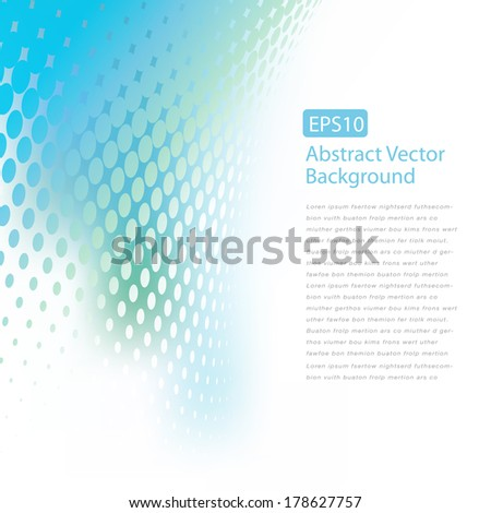 Creative abstract EPS10 vector template ...See my portfolio for more templates.  - stock vector