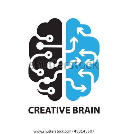 brain vector logo - photo #19