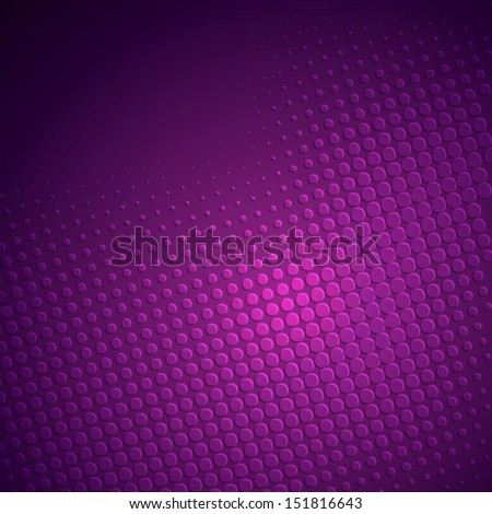creative halftone background vector - stock vector