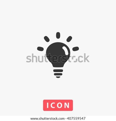 creative Icon.  - stock vector