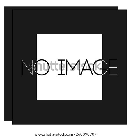 Creative internet web icon to indicate the absence of image. No image. - stock vector