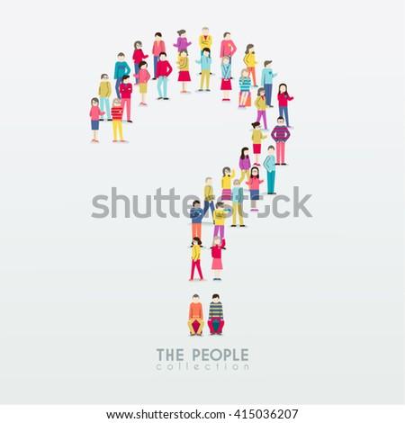 Creative People Icon Symbol Vector Design - stock vector