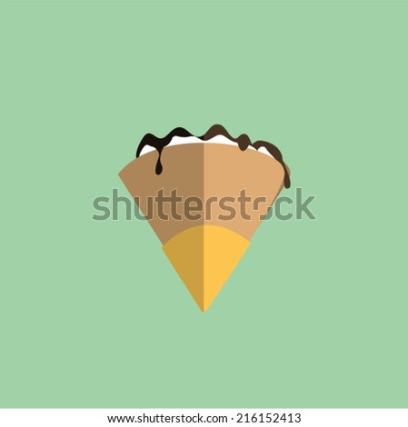 Crepe Stock Photos, Illustrations, and Vector Art