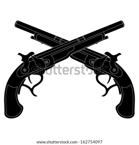 Flintlock Stock Photos, Images, - 27.8KB