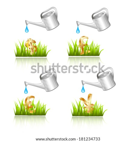 Cultivation - stock vector