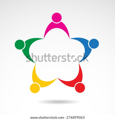 Culture icon isolated on white background. Vector art. - stock vector