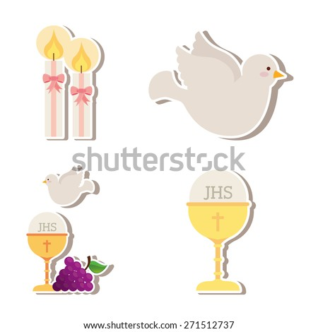 cute angels design, vector illustration eps10 graphic  - stock vector