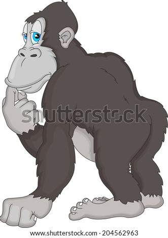 Stock Images similar to ID 113729446 - king kong on a ...