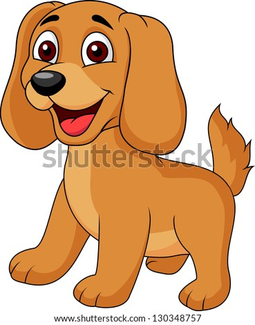 Cartoon puppy Stock Photos, Images, & Pictures | Shutterstock